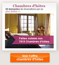 chambre hote charme et traditions promo