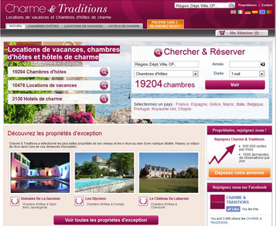 code promo charme et traditions