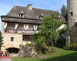 le pigeonnier en Aveyron