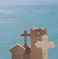 visiter un cimetière en vacances