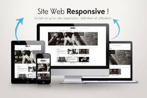 créer site internet responsive