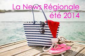tourisme régional été 2014