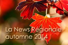 tourisme bilan régional 2014