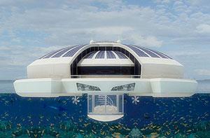 hotel flottant