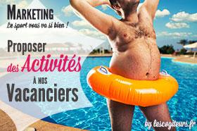 activités vacances