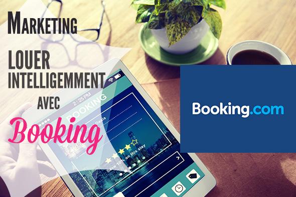 comment louer avec booking.com