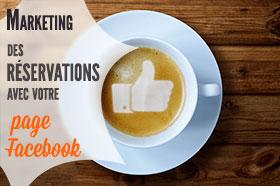 réservation tourisme facebook