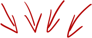 fleche-rouge