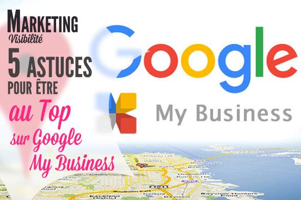 visibilité fiche google business