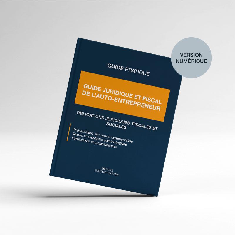 guide juridique et fiscal autoentrepreneur