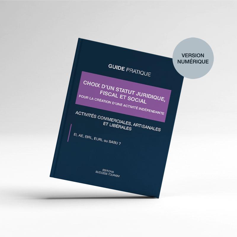 guide juridique et fiscal choix d'un statut