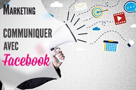 comment communiquer sur facebook