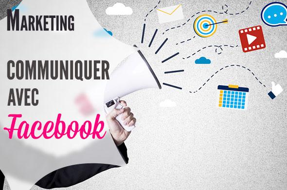 communiquer grâce à facebook