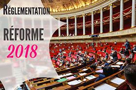 gite chambre d'hôtes et réforme 2018