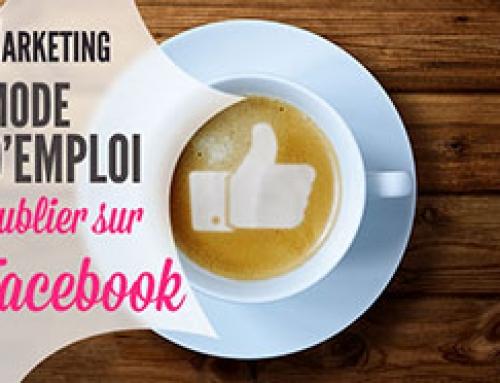 Publier sur votre page Facebook: mode d'emploi
