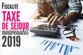 taxe de séjour en 2019
