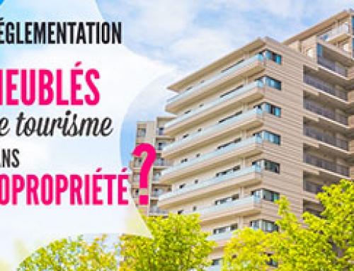 Quelle possibilité de locations des meublés de tourisme dans des immeubles en copropriété ?