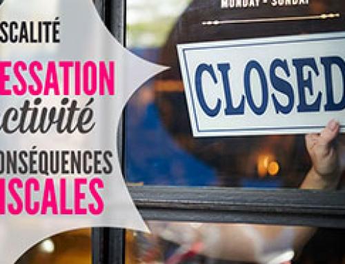 Cessation d'activité des loueurs de meublés de tourisme et de chambres d'hôtes: conséquences fiscales