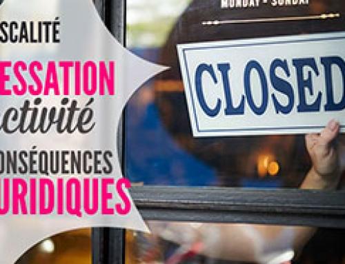 Cessation d'activité des loueurs de meublés de tourisme et de chambres d'hôtes: conséquences juridiques