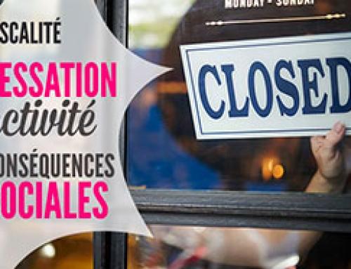 Cessation d'activité des loueurs de meublés de tourisme et de chambres d'hôtes: conséquences sociales