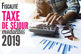 taxe de séjour 2019