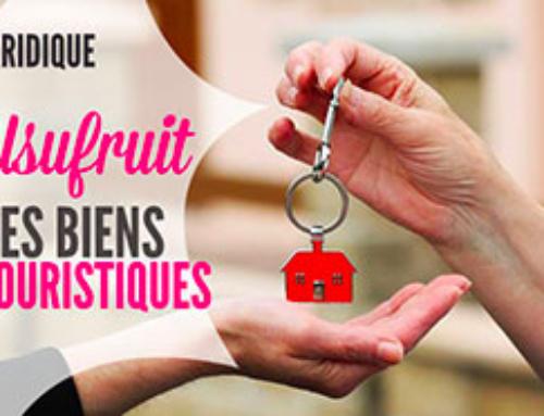 Usufruit des biens immobiliers et accueil touristique chez l'habitant : Volet Juridique