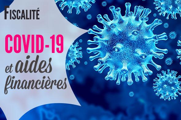coronavirus et aides financieres