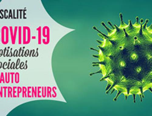 Covid 19 : paiement des cotisations sociales pour les personnes auto-entrepreneurs (ou micro-entrepreneurs)