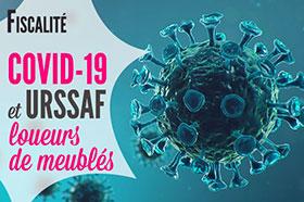 coronavirus et URSSAF pour les meublés de tourisme