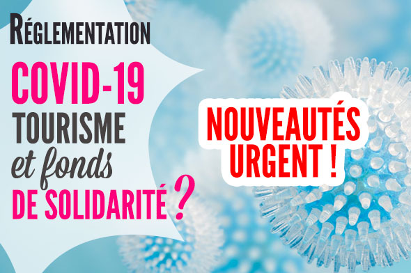 coronavirus tourisme et fonds de solidarité