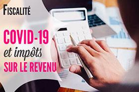 covid-19 et impôt sur le revenu
