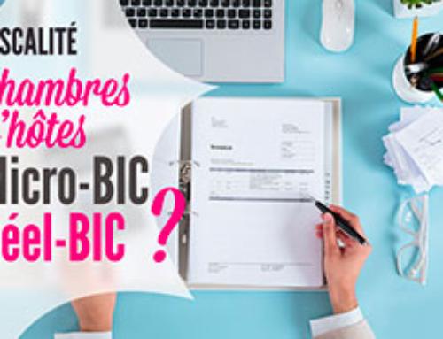 Micro-BIC ou réel BIC : quel régime fiscal choisir pour une activité de chambres d'hôtes ? Cas pratique chiffré