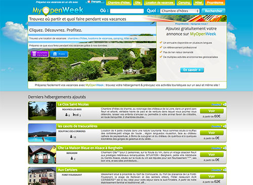 myopenweek code promo